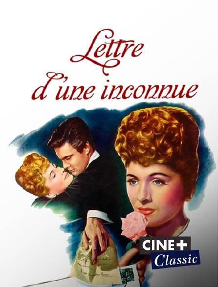 Ciné+ Classic - Lettre d'une inconnue