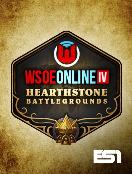 ES1 - WSOE ONLINE 4 : HEARTHSTONE BATTLEGROUNDS