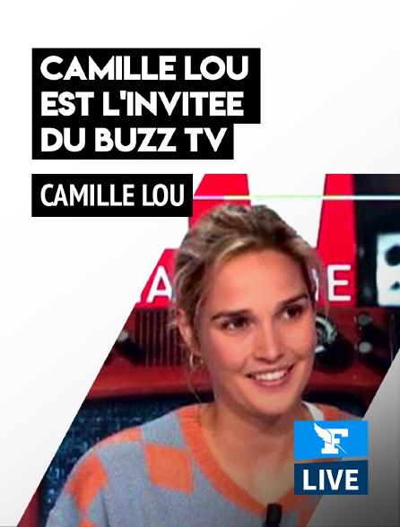 Figaro Live - Camille Lou est l'invitée du Buzz TV