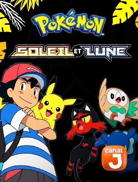 Canal J - Pokémon Le soleil et la lune
