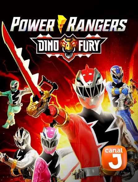 Canal J - Power Rangers : Dino Fury