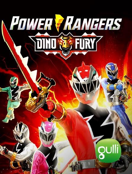 Gulli - Power Rangers : Dino Fury