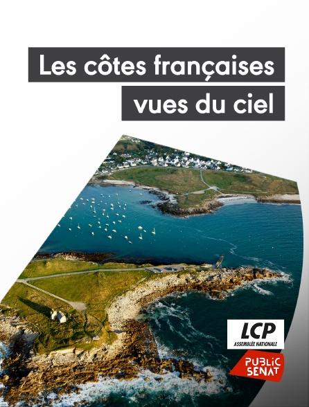 LCP Public Sénat - Les côtes françaises vues du ciel