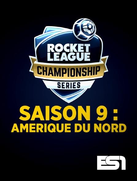 ES1 - RLCS saison 9 - Amérique du Nord