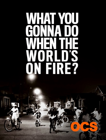 OCS - What You Gonna Do When the World's on Fire ?