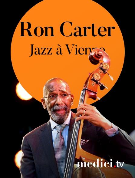 Medici - Ron Carter en concert à Jazz à Vienne