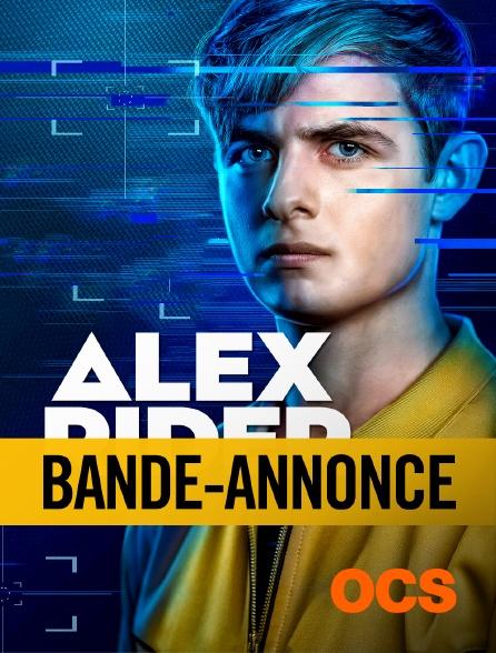 OCS - Bande annonce : Alex Rider S01