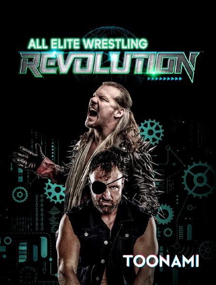 Toonami - All Elite Wrestling: Revolution