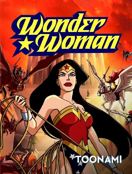 Toonami - Wonder Woman