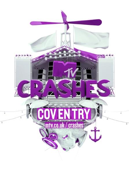 MTV Crashes Coventry