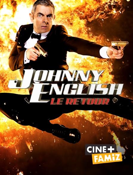 Ciné+ Famiz - Johnny English, le retour