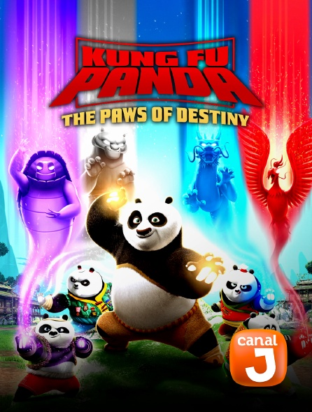 Canal J - Kung Fu Panda: The Paws of Destiny