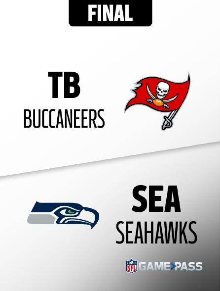 NFL 10 - Buccaneers - Seahawks