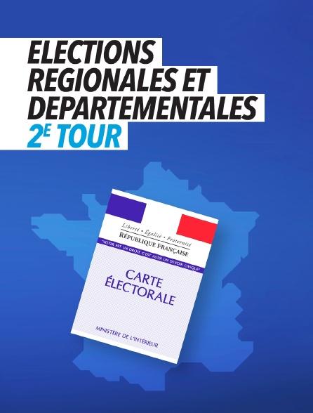 Elections régionales et départementales, 2e tour