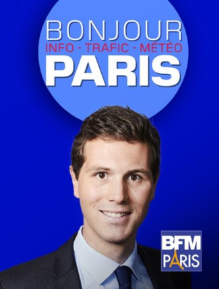 BFM Paris - Bonjour Paris