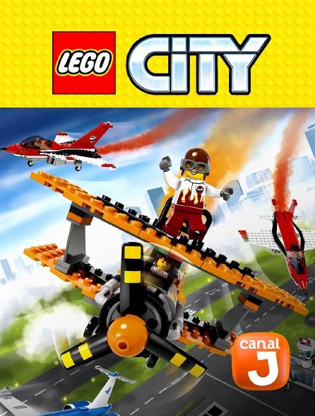 Canal J - Lego City