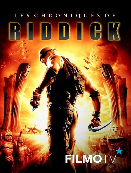 FilmoTV - Les chroniques de Riddick