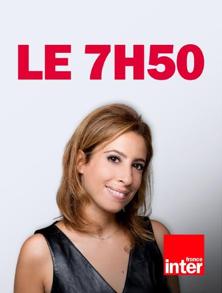France Inter - L'invité de 7h50 du 19 fevrier 2021