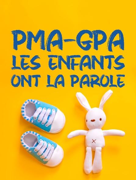 PMA-GPA, les enfants ont la parole