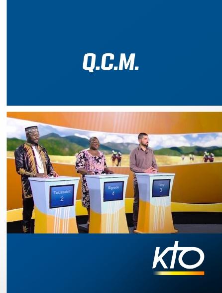 KTO - Q.C.M.