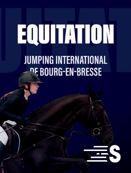 Sport en France - Jumping international de Bourg-en-Bresse