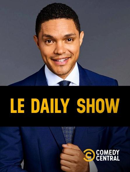 Comedy Central - Le Daily Show avec Trevor Noah