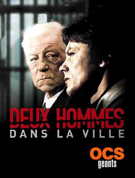OCS Géants - Deux hommes dans la ville