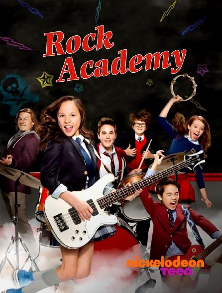 Nickelodeon Teen - Rock academy