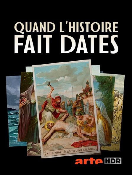 Arte HDR - Quand l'histoire fait dates