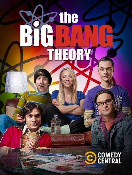 Comedy Central - Big Bang Theory en replay