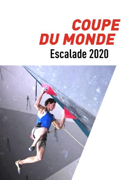 Coupe du monde d'Escalade 2020