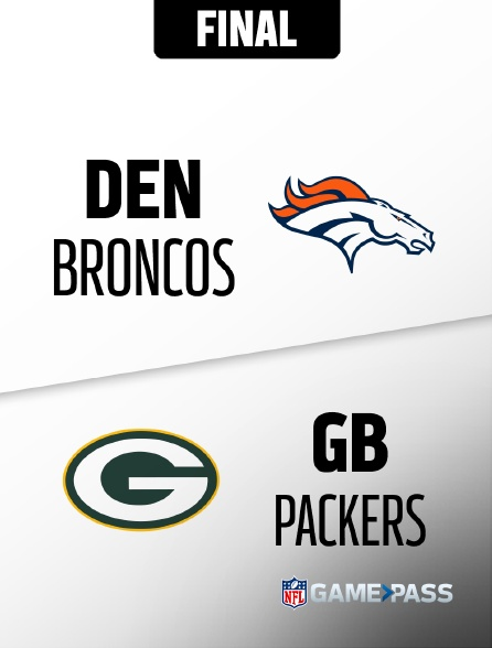 NFL 04 - Broncos - Packers