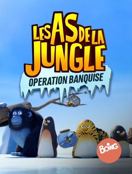 Boing - Les as de la jungle : Opération banquise