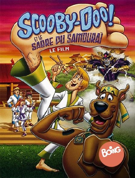 Boing - Scooby-Doo et le sabre du samouraï