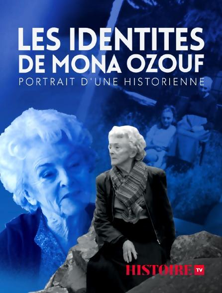 HISTOIRE TV - Les identités de Mona Ozouf, portrait d'une historienne