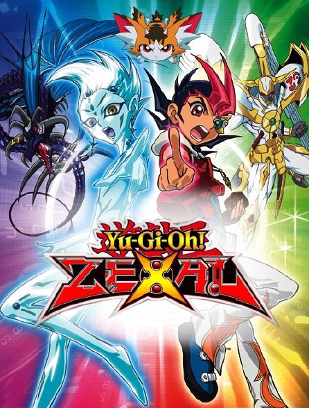 Yu-Gi-Oh ! Zexal