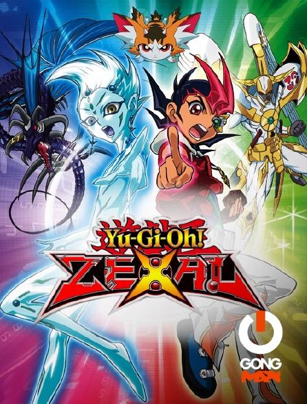 GONG Max - Yu-Gi-Oh ! Zexal
