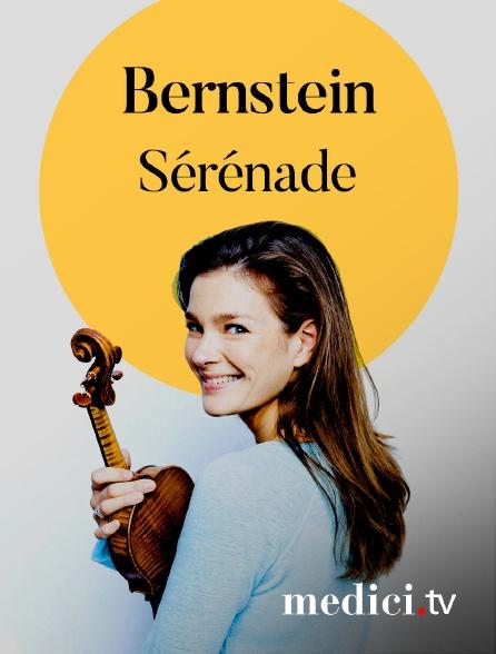 Medici - Bernstein, Sérénade - Janine Jansen, Antonio Pappano, London Symphony Orchestra - Barbican Centre, Londres