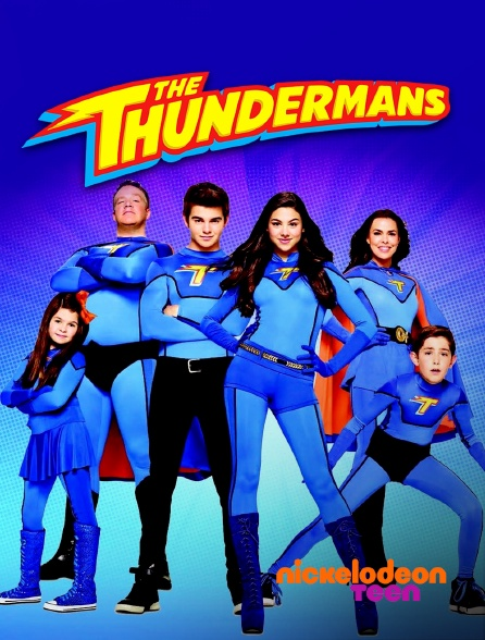 Nickelodeon Teen - Les Thunderman