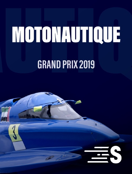 Sport en France - Grand Prix motonautique 2019
