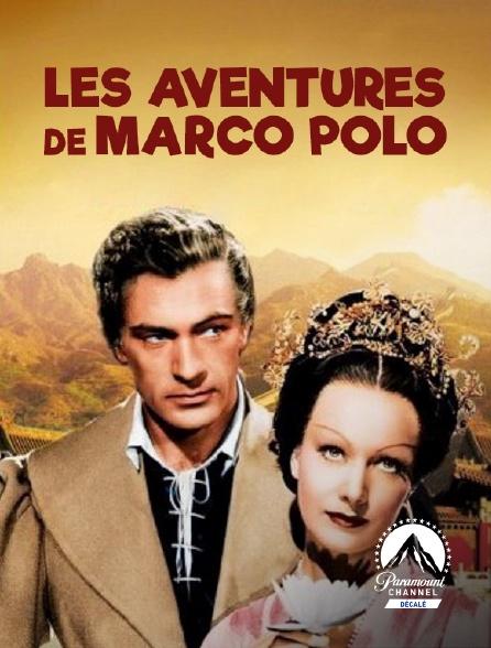 Paramount Channel Décalé - Les aventures de marco polo