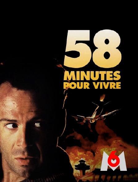 M6 - 58 minutes pour vivre