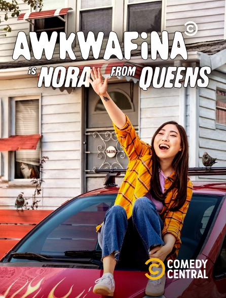 Comedy Central - Awkwafina is Nora from Queens