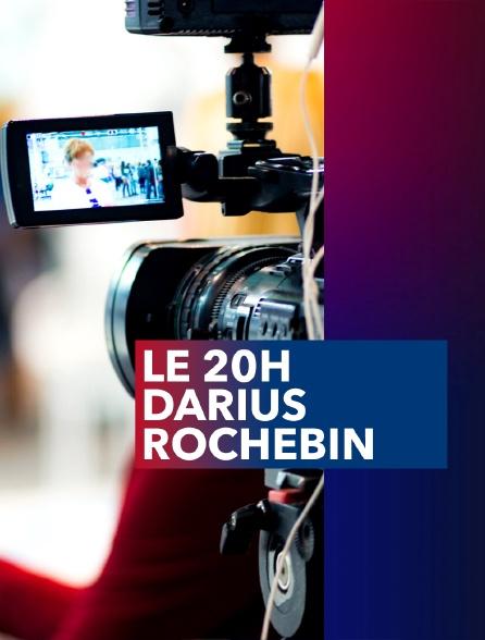 Le 20H Darius Rochebin