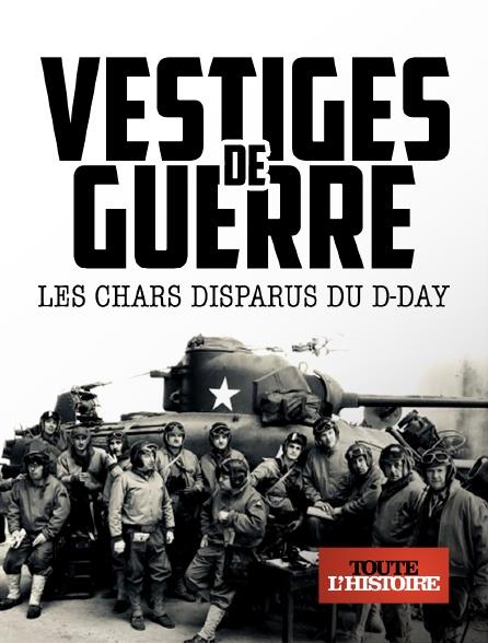 Toute l'histoire - Vestiges de guerre : les chars disparus du D-Day