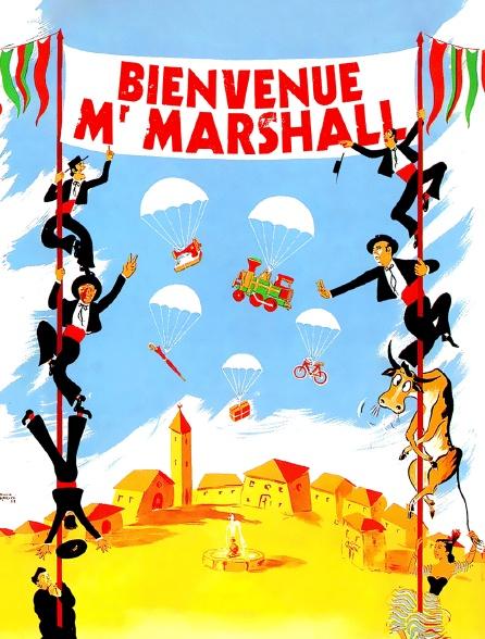 Bienvenue mister Marshall