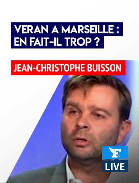 Figaro Live - Véran à Marseille : en fait-il trop?