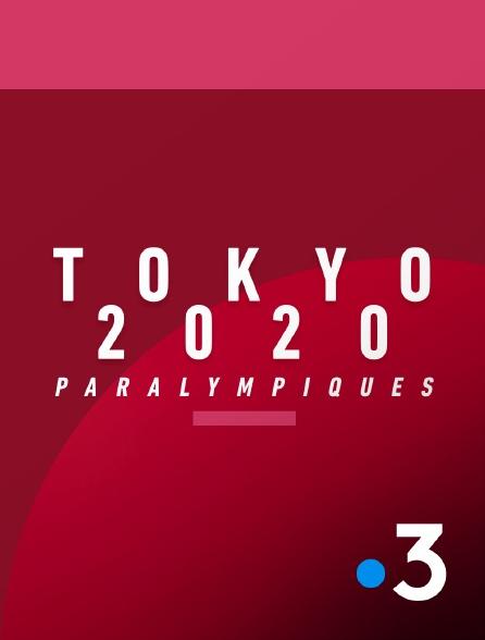 France 3 - Jeux paralympiques de Tokyo 2020 en replay