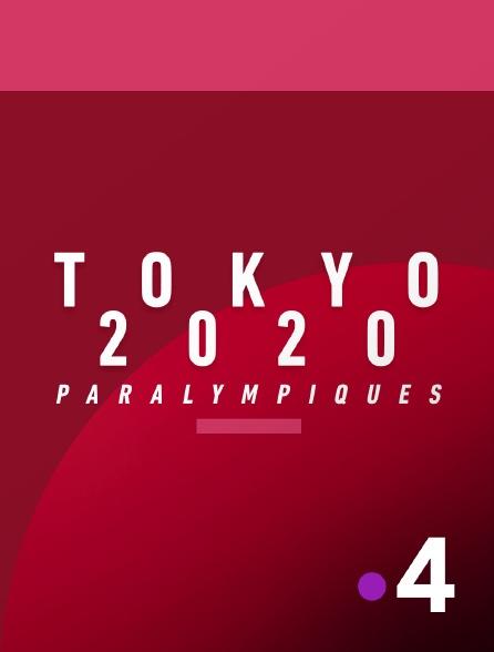 France 4 - Jeux paralympiques de Tokyo 2020 en replay