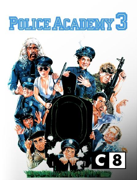 C8 - Police Academy 3 : instructeurs de choc